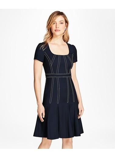 Brooks Brothers Elbise Lacivert
